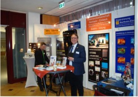 Messestand 2017 Immobilientage Stadthalle Northeim